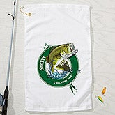 Personalized Fisherman Towel - 15661