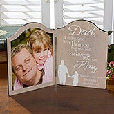 Personalized Photo Plaque - My Dad - 15670