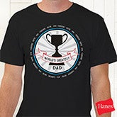 Dad's Fan Favorite Personalized Apparel - 15677