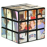 Custom Personalized Photo Rubik's Cube - 1567D