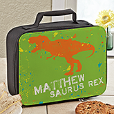 Personalized Lunch Tote - Dinosaur - 15705
