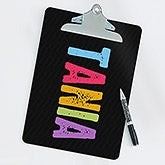 Personalized Clipboard - All Mine! - 15716