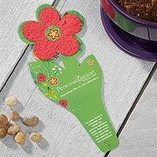 Wildflower Seeded Flower Card - 15722