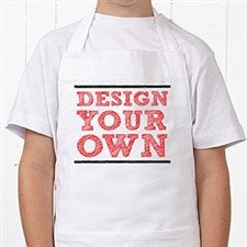 Design Your Own Personalized Kid's Apron - 15729