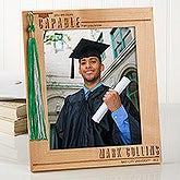 Personalized Graduation Frame - Graduation Tassel Display - 8x10 - 15736