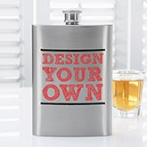 Design Your Own Personalized Flask - 15757