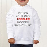 Design Your Own Personalized Toddler Sweatshirt - 15758