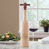 Personalized Maple Pepper Mill - Classic Kitchen  - 15908