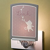 Personalized Night Light - Baby Zoo Animals - 15957