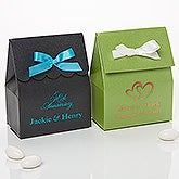 Wedding & Anniversary Stardream Personalized Tote Favor Boxers With Ribbon - 15991