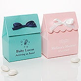 Personalized Baby Favor Boxes - Stardream Totes - 15992