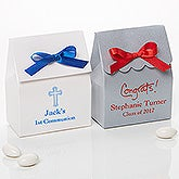 Personalized Birthday Party Favor Boxes - Stardream Totes - 15993D