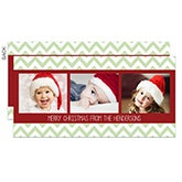 Personalized Photo Christmas Postcards - Picture Perfect Christmas - 16104