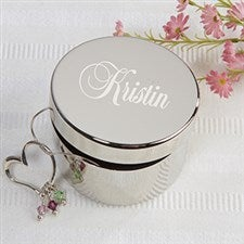 personalized jewelry boxes for her personalizationmall com
