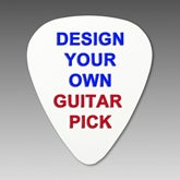 Design Your Own Personalized Guitar Pick - Set of 20 - 16138