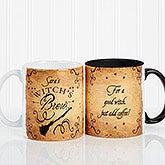 Personalized Halloween Coffee Mug - Witch's Brew - 16200