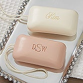 Personalized Massage Soap on a Rope - 16218D
