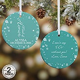 Personalized Wedding Ornament - Bridal Brigade - 16332