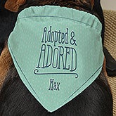 Personalized Dog Bandana - I'm Adopted - 16393