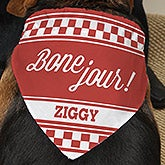 Personalized Dog Bandana - Pet Pun - 16394