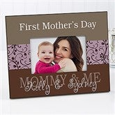 Mommy & Me Personalized Photo Frame - 10039