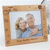 Birthday Memories Personalized Frame- 8 x 10 - 1010-L