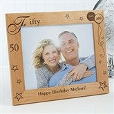 Birthday Memories Personalized Frame- 8x10 - 1010-L