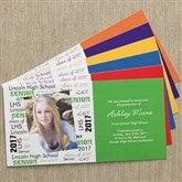 School Spirit Photo Postcards & Envelopes - 10105
