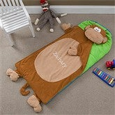 Jungle Monkey Embroidered Nap Mat - 10198