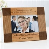 Inspiring Quotes Personalized Frame- 4 x 6 - 10217