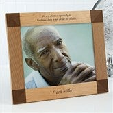 Inspiring Quotes Personalized Frame- 8x10 - 10217-L
