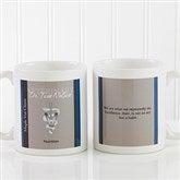 Medical Professions Personalized Coffee Mug- 11 oz.- White - 10223-S