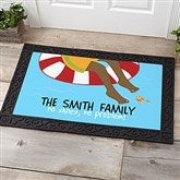 Summer Fun Personalized Doormat- 20x35 - 10343-M