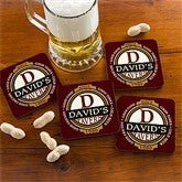 Classic Tavern© Personalized Coaster Set - 10389