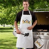 Rockin' the Grill© Personalized Apron - 10441-A