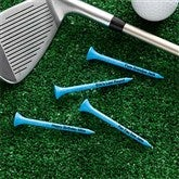 Tee It Up! Personalized Golf Tees- Blue - 10501-B