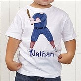 I Want To Be Personalized Toddler T-Shirt - 10506-TT
