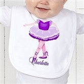 I Want To Be Personalized Infant Bib - 10507-B