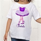 I Want To Be Personalized Toddler T-Shirt - 10507TT