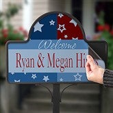 All American Personalized- Magnet Only - 10512-M