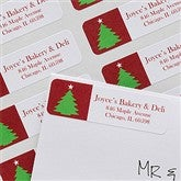 Thank You For Your Business Return Address Labels - 10630