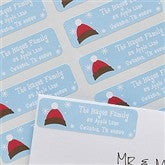 Snowman Photo Fun Return Address Labels - 10634