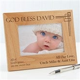 Godchild Personalized Picture Frame - 4x6 - 10650