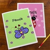 You Choose Personalized Folders For Girls - Set of 2 - 10707