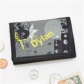 Rockin' Personalized Wallet - 10748