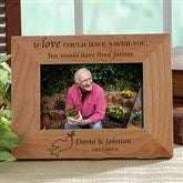 Forever Loved© Personalized Memorial Photo Frame - 10778