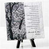 In Memory Personalized Table Canvas Print- 8