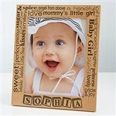 Our Pride and Joy Personalized 8X10 Frame-Vertical - 10827-VL