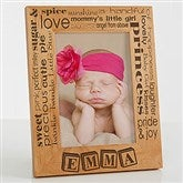 Our Pride and Joy Personalized Frame- 5x7- Vertical - 10827-MV