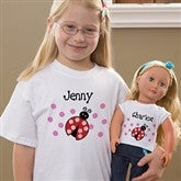 You Choose Personalized Doll & Youth T-Shirt Set - 10828-SET